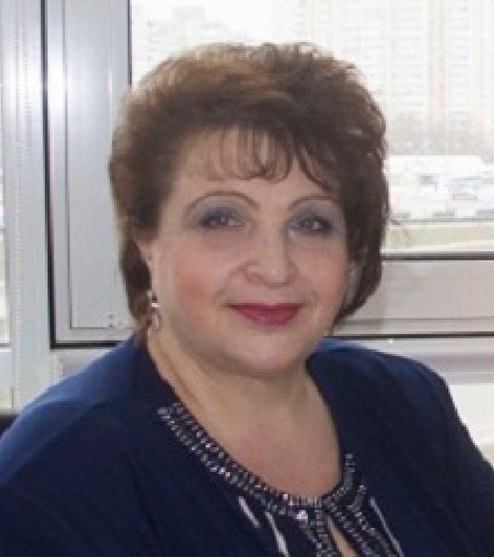 Svetlana Vasilyevna Vasilevna